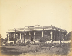 Tippoo's Summer Palace [the Darya Daulat Bagh] at Seringapatam.